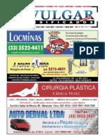 Jornal Divulgar Classificados - Ano III - Edição 33