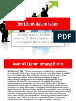Berbisnis Dalam Islam