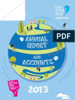 Anglian Water Annual Report and Accounts 2013