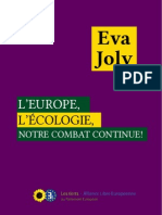 Bilan Eva Joly Le Combat Continue_blog