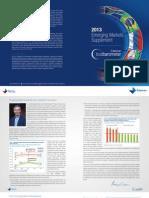 2013 Emerging Markets Supplement