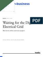 00201 Waiting Digital Electrical Grid