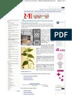 Remedios.innatia.com a Hierbas Dolor Cervicales