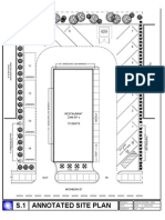Theo Parking-Annotated Site Plan-V3