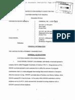 Chad Dixon Criminal Information