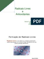 AULA - Radicais Livres e Antioxidantes - Rachel - In