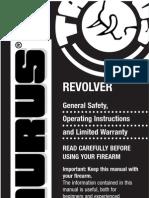 Revolver Manual