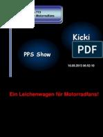 Antiquus 713 - Leichenwagen Fuer Motorradfans