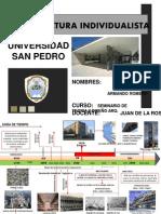 ARQ.INDIVIDUALISTA presentacion