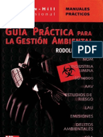 GuAa PrA!Ctica Para La GestiA3n Ambiental - Walss Aurioles, Rodolfo(Author)