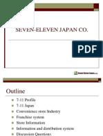Seven Eleven Japan