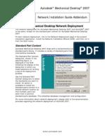 MDT 2007 Net Install Adden