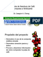 Foro de Fertilizacion EEA Corozal Joaquin Chong