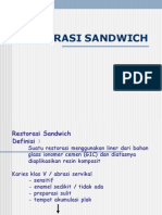 33. Restorasi Sandwich