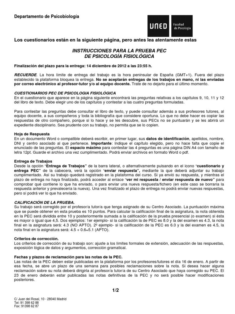 PEC 2012-13 Fisiologica