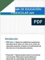 63816938 Programa de Educacion Preescolar 2011