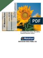 MPPA (Financial Statement Analysis)