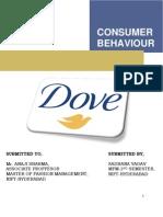 Dove- Consumer Behaviour