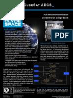 CubeSat_ADCS_Datasheet