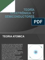 TEORÍA  ELECTRÓNICA  Y SEMICONDUCTORES (1)