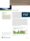 Weekly Market Commentary 9/9/2013