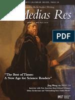 In Medias Res Fall 2013