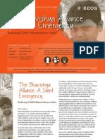 Change Lab Case Study - The Bhavishya Alliance
