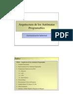 Arquitectura Interna de Automatas Programables Plc