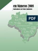 Justica Em Numeros 2008