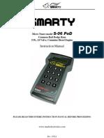 Smarty 06 Pod User Guide