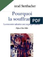 Stettbacher - Pourquoi La Souffrance (Arthur Janov.le Cri Primal.psychologie.medecine.sante.freud.psychanalyse)