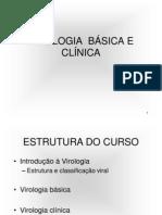 Virologia Básica 1 - tutoria