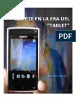 EL Arte en La Era Del Tablet