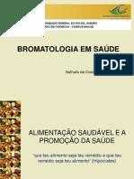 Aula 1 - Bromatologia