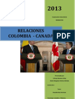 Canadá-Colombia
