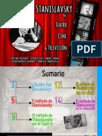 El Método Stanislavsky (teatro, cine y televisión)