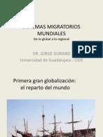 Migracion Global CIDE 2013 Viernes 6