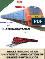 Brake Binding