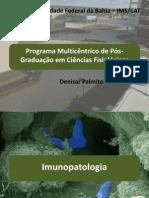 Apresentação imunoparasitologia