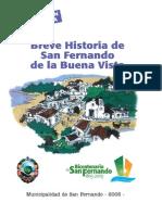Breve Historia de San Fernando de La Buena Vista