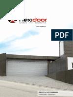 Puertas Seccionales Flexidoor