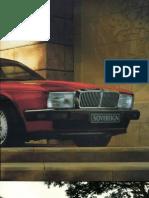Brochure3646 Jaguar Xj 1993 1