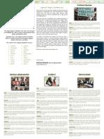 Educational Brochure for SouthWest Asia