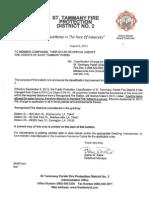 Fire District 2 St. Tammany Parish