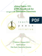 Teaching Peace Initiative Handbook