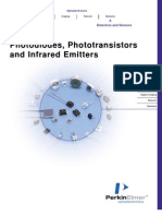 Photodiodes, Phototransistors DataBook