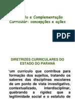 Curriculo e Complementacao Curricular Iria