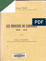 Mineurs de Carmaux Vol I