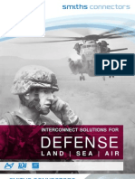 Smiths Connectors Defense Brochure