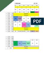 5a Schedule Draft
